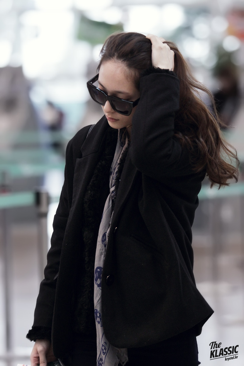 1000 Images About Krystal On Pinterest Airport Fashion F X And Krystal Jung