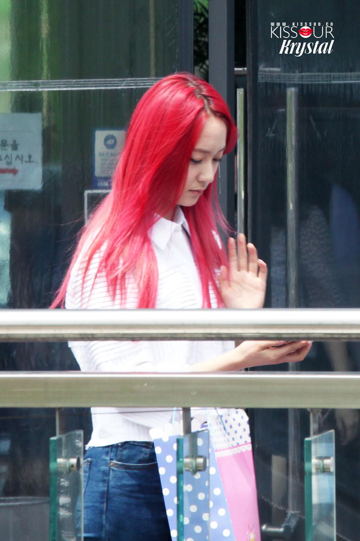 130729 Krystal – f(x)'s Music Spoiler PLAY! PINK TAPE ... F(x) Krystal Pink Tape